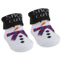 "Socks ""Snowman"""